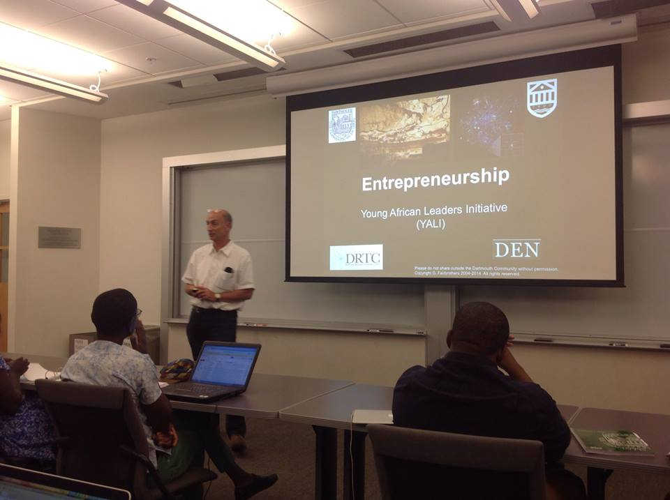 Entrepreneurship Teaching